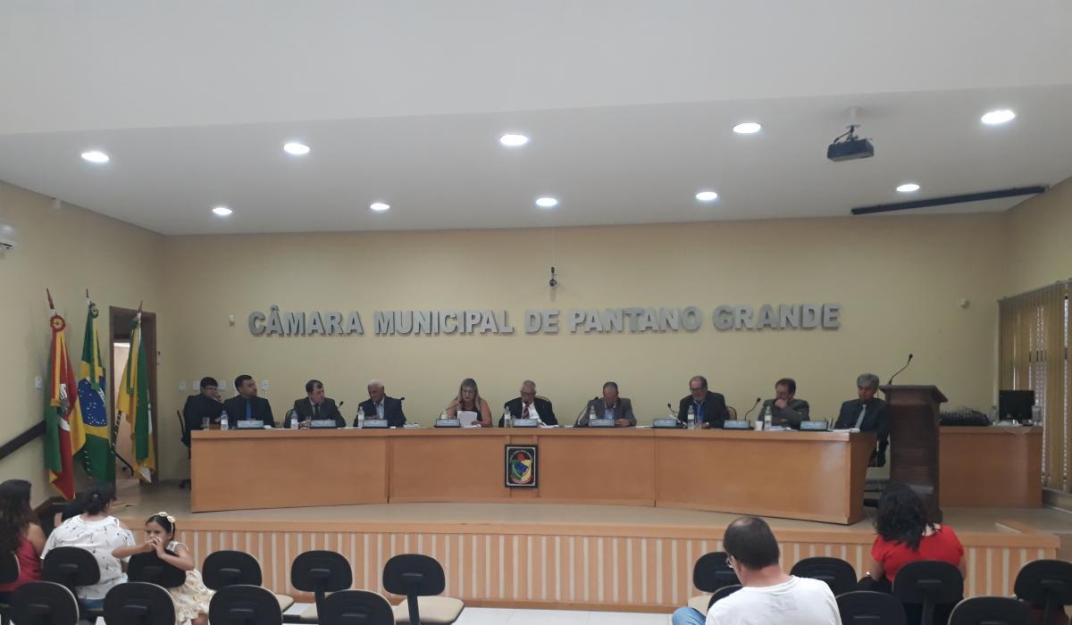 Sessão Ordinária de 15 de fevereiro de 2018